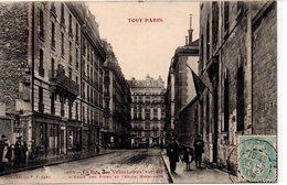 Paris : Série '' Tout Paris '' N° 1203  Rue Des Volontaires  XV Art - Francia