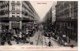 Paris : Série '' Tout Paris '' N° 1236 Les Halles I Rt - Francia
