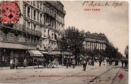 Paris : Série '' Tout Paris '' N° 1239  Boulevard Voltaire  XI Art - Francia