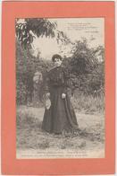 BROONS     JEUNE FILLE DU PAYS  RARE COSTUME  COIFFE      An: 1905   Etat:  TB  Editeur: Gaultier - Francia