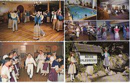 4 CP - La Roche Pleureuse - Ile Aux Coudres - Cap Aux Pierres - Hotels - Folklore ... (118161) - Canada