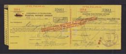 1942 - Postal Money Order - Gelb - Gebraucht 8,37 $ - Philippines