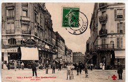 Paris : Série '' Tout Paris '' N° 1740 Rue De Charenton   XII Art - Francia