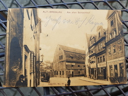 Breslau  Alt Breslau Um 1900 - Schlesien