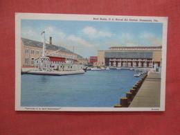 Boat Basin US Naval Air Station  Pensacola  Florida >   Ref 3920 - Pensacola