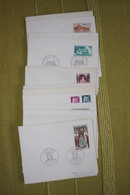 FRANCE - Lot De 23 Lettres ( Premier Jour / Correspondance Philatélique ) - Postmark Collection (Covers)