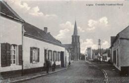 Belgique - Ath - Ligne - Chaussée De Brunehaut ( Nord ) - Ath
