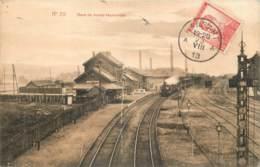 Belgique - Charleroi - Gare De Jumet Hamendes - Petit Pli - Charleroi