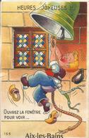 73 AIX LES BAINS   Carte A Systeme - Aix Les Bains