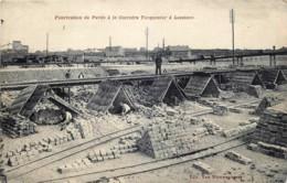Belgique - Lessines - Fabrication De Pavés à La Carrière Tacquenier à Lessines - Lessines