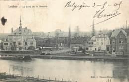 Belgique - Lobbes  - Le Bord De La Sambre - Lobbes