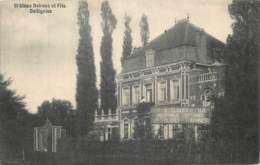 Belgique - Mouscron - Dottignies - Château Delreux Et Fils - Mouscron - Möskrön