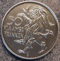 4100 Vz 1985 Vlaanderen - Kz 50 Vlaamse Franken - Gemeentepenningen