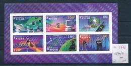 Niger  1284-9 Telekom  ** ( Zu3666  ) Siehe Scan - Telecom