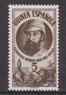 GUINEA 1950 - Sello Nuevo Con Fijasellos Edifil Nº 294 - MH - Guinea Espagnole
