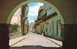 1 AK Puerto Rico * Cristo Street In Der Altstadt Von San Juan * - Puerto Rico