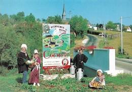 61 Village De Camembert (2 Scans) - Francia