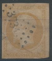 Lot N°52896  N°13Ab Bistre Orange, Oblit PC étranger 3734 Philippeville, (Constantine) - 1853-1860 Napoléon III