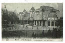 CPA-Carte Postale-Belgique- Antwerpen-Jardin Zoologique-Vue Générale Du Palais Des Fêtes  VM13622 - Antwerpen