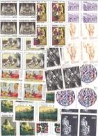 Lot De Timbres Neufs France Lot Sous Faciale 4F X 64, 4.20F X 16, 4.30F X 8, 4.40F X 40  Surtaxes Non Comptées - France