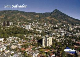 1 AK El Salvador * Blick Auf Die Hauptstadt San Salvador - Luftbildaufnahme * - Salvador