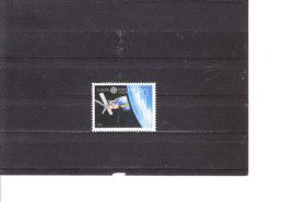 Europa 1991 Madeire - Satellite ERS I - Navigation Spatiale - 1991