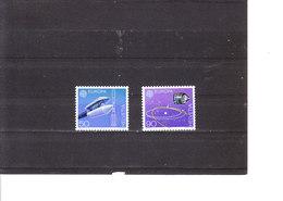Europa 1991 Suisse - Navigation Spatiale - 1991