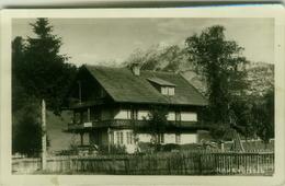 AUSTRIA - NEU LEUTASCH - RPPC POSTCARD 1950s (BG8012) - Austria