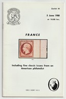 FRANCE, Classic Issues, Ceres, Robson Lowe Auction Catalogue, 1980 - Catálogos De Casas De Ventas