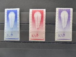 RUSSIE URSS Poste Aérienne N° 38 à 40  Neufs Avec Trace De Charnière Small Hinged Cote 260 € - Nuovi