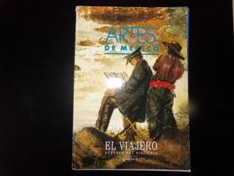 """Catalogue """" Artes De Mexico, El Viajero """" N ° 31, 1995, ( Couverture Décollée ) - Revues & Journaux"""