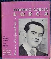 Armand Guibert & Louis Parrot - Federico Garcia Lorca - Pierre Seghers Éditeur - ( 1963 ) . - Autres
