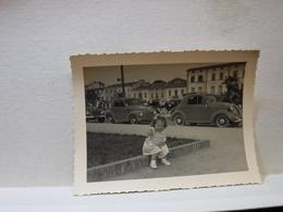 AUTO -- AUTOMOBILI  --- FIAT  -- TOPOLINO  -- ANNI 50 - Cartes Postales