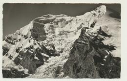 AK  Kandersteg Balmhorn Altels - Alpinismus, Bergsteigen