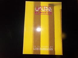 """Catalogue """" Artes De Mexico, En El Mundo De Luis Barragan """" N° 23 - Revues & Journaux"""