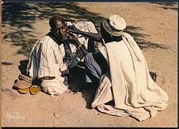 °°° 19029 - CAMEROUN CAMERUN - BARBIER , TOUT FEU , TOUT LAME - 1989 °°° - Camerun