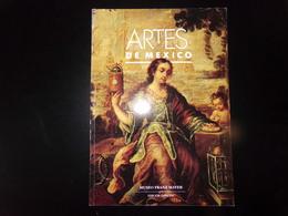 """Catalogue """" Artes De Mexico, Museo Franz Mayer """" édition Spéciale ( Couverture Désolidarisée ) - Magazines & Newspapers"""