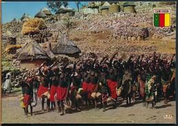 °°° 19030 - CAMERUN CAMEROUN - DANCE A OUDJILA - 1981 °°° - Camerun