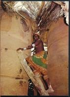 °°° 19031 - CAMERUN CAMEROUN - OUDJILA - FEMME PODOKWO - 1982 °°° - Camerun