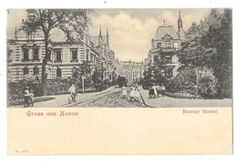HANAU (Allemagne) Ramsay Strasse - Hanau