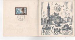 PREMIER JOUR  ALPHONSE JUIN MARECHAL DE FRANCE 1888-1967  690 SUR 2000 EXEMPLAIRES - FDC