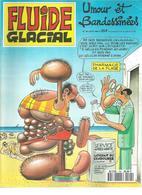 FLUIDE GLACIAL  N° 194   Couverture   EDIKA - Fluide Glacial