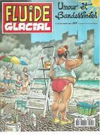 FLUIDE GLACIAL  N° 195   Couverture   SOLE - Fluide Glacial