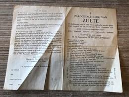 Litanie: Parochiale Kerk Van Zulte - Zulte