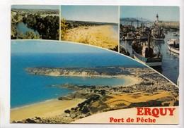 ERQUY, Port De Peche, Used Postcard [23915] - Erquy