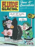 FLUIDE GLACIAL  N° 196   Couverture   HUGOT - Fluide Glacial