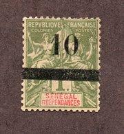 Sénégal  N°29 N* TB Cote 115 Euros !!! - Unused Stamps