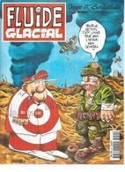 FLUIDE GLACIAL  N° 251   Couverture   LARCENET - Fluide Glacial