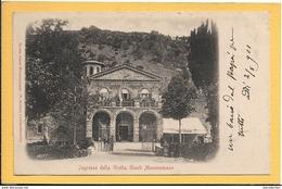 Monsummano (PT) - Piccolo Formato - Viaggiata - Italia