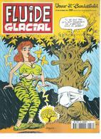 FLUIDE GLACIAL  N° 256   Couverture   HUGOT - Fluide Glacial